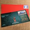 Памятный сувенирный набор в честь выхода сборной России в 1/8 финала Чемпионата Мира по футболу 2018