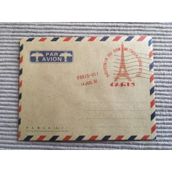 Мини-конверт Париж