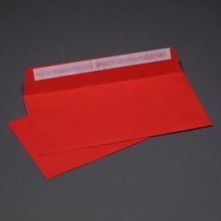 Конверт красный C65