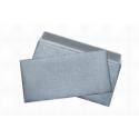 Конверты металлик серебро E65