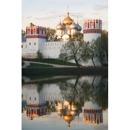 Novodevichy monastery (foundation 1524), Moscow