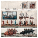 The triumphal procession of Maximilian collection