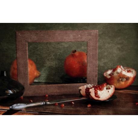 Pomegranate morning