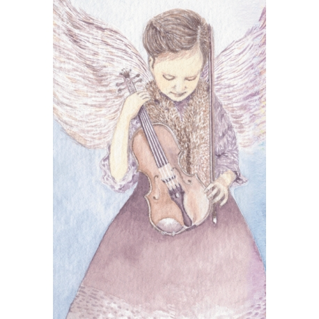 Angel with a Violin