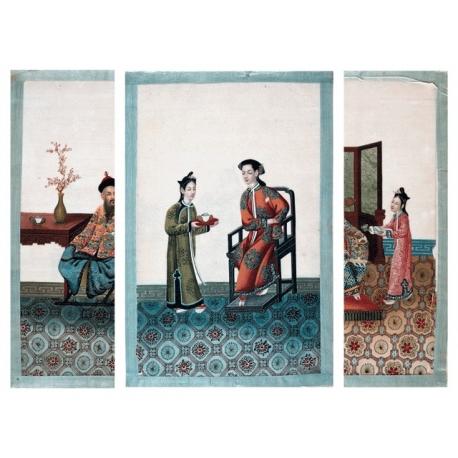 Коллекция: Китайские церемониальные костюмы