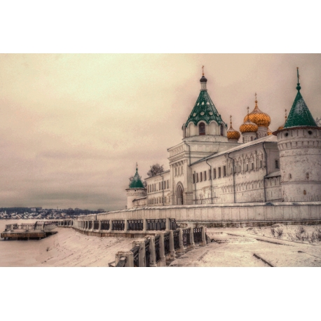 Kostroma. Ipatiev Monastery of the Holy Trinity