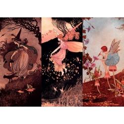 Коллекция: Закладки Ида Рентул Аутхвэйт