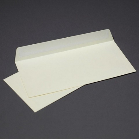 Envelope cream C65