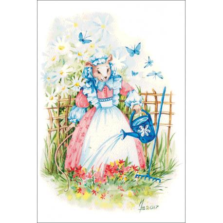 Mouse Gardener