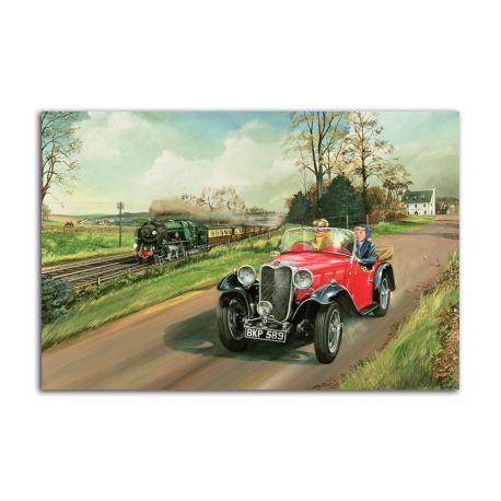 Ретро Автомобили от Richard Wheatland