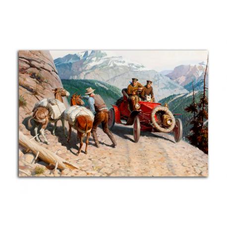 Ретро Автомобиль от Tom Lovell