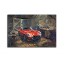 Auto - artwork by Alan Fearnley
