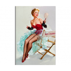 Classic Pin-Up