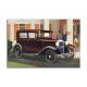 Ford two-door Sedan 1930 - artwork by James Williamson