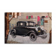 Ford De Luxe Coupe 1931 - artwork by James Williamson
