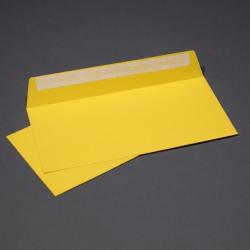 Envelope yellow C65