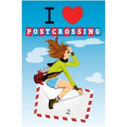 I love postcrossing