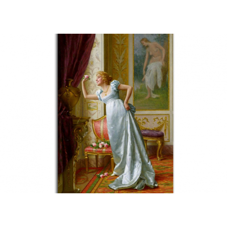 ... мило, изящно, галантно - художник Vittorio Reggianini