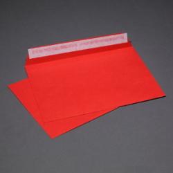 Envelope red C6