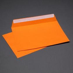 Конверт оранжевый C6