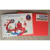 """FIFA 2018 gift set: envelope, postage stamp """"Nizhny Novgorod Stadium"""" and postcard """"Nizhny Novgorod"""""""