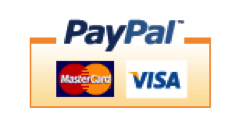 Pay with your card or your PayPal account