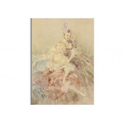Работа художника Louis Icart