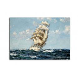 коллекционные открытки - художник Montague Dawson
