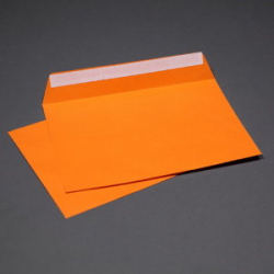 Envelope orange  C5