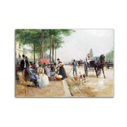 коллекционные открытки - художник Victor Gilbert