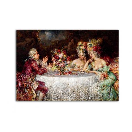 коллекционные открытки - художник Pablo Salinas
