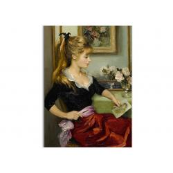 коллекционные открытки - художник Marcel Dyf
