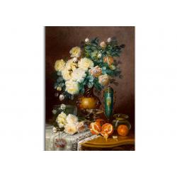 коллекционные открытки - художник Max Carlier