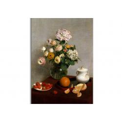 коллекционные открытки - художник Henri Fantin-Latour