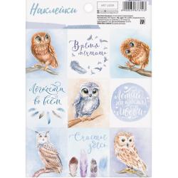 "Stickers paper ""Sovushki"""
