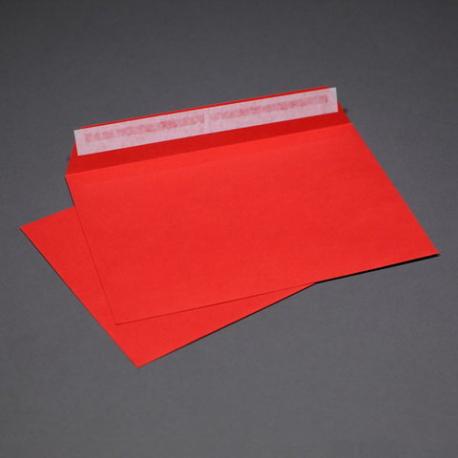 Конверт красный С5