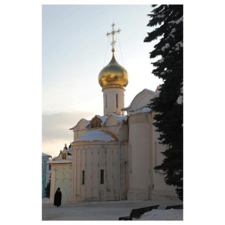 Троице-Сергиева Лавра.Троицкий Собор
