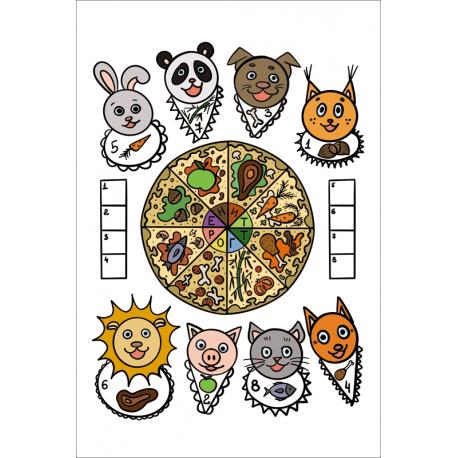 Yummy puzzle