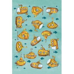 Подводные лодочки