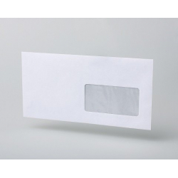 Envelopes C65, 114x229 mm