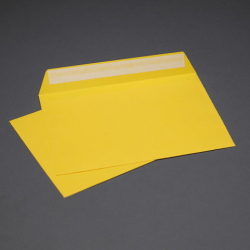 Yellow envelope c6