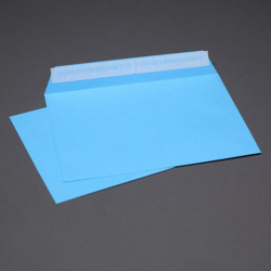 Blue envelope С5