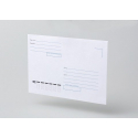 "Envelopes C6, ""From-To"", silicone tape, 1000 pcs/pack"
