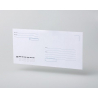 "Envelopes E65, ""From-To"", silicone tape, 1000 pcs/pack"