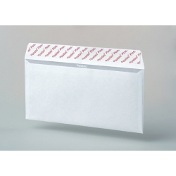 Envelopes E65, 90 gr./m2, silicone tape, 1000 pcs/pack