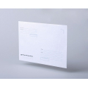 "Envelopes C5, ""From-To"", dextrin, 1000 pcs/pack"