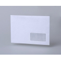 Envelopes C5, 45x90 window bottom right, silicone tape, 1000 pcs/pack
