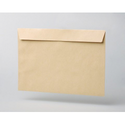 Envelopes C3, straight valve, without glue, 100 pcs/pack