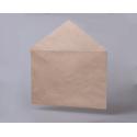 Envelopes B3, triangular flap, without glue, 100 pcs/pack