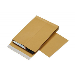 Packages with side and bottom extension С4, 100 pcs/pack